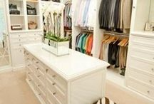 closets / by Cathy Beaudoin