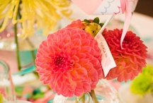tablescapes and flowers / table settings, centerpieces, and elegant event decor / by Amanda Panis
