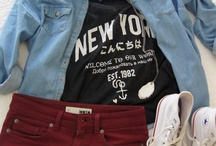 The Way I See Style / by Dacie McGill {Nerd Fashionista}