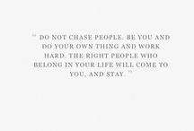 things Worth Saying / by Dacie McGill {Nerd Fashionista}