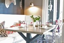 Staging & Design Living Spaces / Timeless Chic Interior Designs