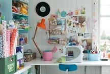 work/craft space