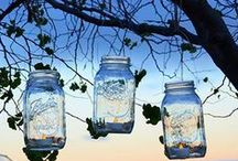 Mason Jar DIY Projects  / Creative Ideas & DIY Mason Jar Projects  / by reCAP Mason Jars