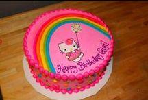 Birthday Party Ideas / by Crystal Buckingham