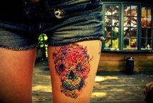 art, tattoos, and my style:)