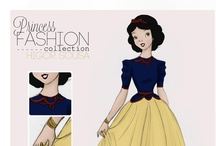 Disney Love / by Dacie McGill {Nerd Fashionista}