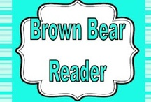 Brown Bear / by MaryBeth Collins