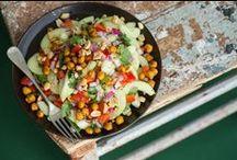 salads / by Aimee