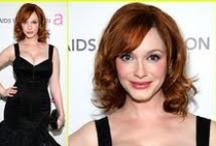 It's all about Christina Hendricks! / by Curlformers
