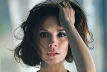 Victoria Beckham hair & style / by Curlformers