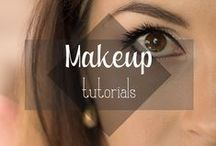 Makeup Tutorials / Ideas, inspiration and tutorials for great makeup looks