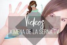 Videos de Ximenadelaserna.com / Emprender, emprendimiento, blog, blogging, youtube, ser feliz, trabajar desde casa, trabajar online, tener exito, lograr metas, Lifestyle Business, ser blogger, freelance