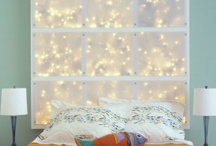 DIY * Lighting / Lamps, candles and other light sources for a bright and brilliant home. / by Dream a Little Bigger