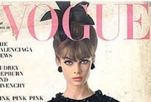 Frockage: Vogue magazine / See more in our Luscious posts: Vogue magazine covers 2000-2012: http://mylusciouslife.com/vogue-magazine-covers-2000-2012, 1960s, 70s, 80s and 90s: http://mylusciouslife.com/vintage-vogue-magazine-covers-1960s-1970s-1980s-1990s, and early covers through to the 1950s: http://mylusciouslife.com/vintage-vogue-magazine-covers/