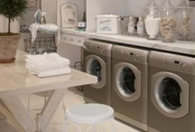 Laundries and mudrooms / More inspiration here: http://mylusciouslife.com/luscious-style-laundries-mudrooms/