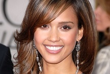 Jessica Alba Hair / by Curlformers