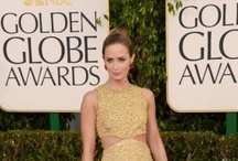 Frockage: Red carpet awards fashion / More here including http://mylusciouslife.com/golden-globes-2014-fashion-photos/