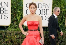 Golden Globes 2013 / by Curlformers