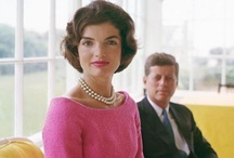 Style icon: Jackie Kennedy Onassis / More here: http://mylusciouslife.com/style-icon-jackie-bouvier-kennedy-onassis/