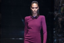 Frockage: Gucci / Much more on the Luscious website including http://mylusciouslife.com/gucci-fall-2013-rtw-collection/