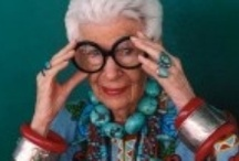 Style icon: Iris Apfel / Lots more here: http://mylusciouslife.com/style-icon-iris-apfel-fashion-jewelry/