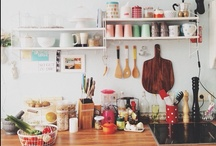 [ kitchen & dining ] / by Candice Duron