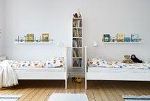 kiddo bedroom / by Aimee