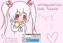 **~Tutorials~** / How-To-Draw's and more! Open to everyone to try out! ^^ Reference photos are also present! / by K. R. 💕