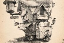 Illustrations & Posters / by Atilla ŞİRİN