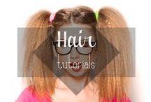 Hair Tutorials para girl-bosses / Tutoriales de pelo para mujeres con poco tiempo y un imperior que crear! Emprendedoras, bloggers, youtubers, girl bosses!