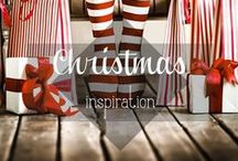 Christmas Inspiration / Ideas and tutorials for the pretty season