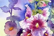 Watercolor Florals / by Marie Brady