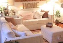 living rooms / by Zebra Girl