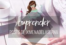 Emprender: Ximena de la Serna Posts / Emprender, emprendimiento, blog, blogging, youtube, ser feliz, trabajar desde casa, trabajar online, tener exito, lograr metas, Lifestyle Business, ser blogger