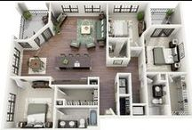 house plans just for fun / by Zebra Girl