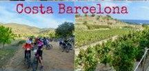☆ Costa Barcelona with kids ☆ / Ideas, travel tips and inspiration for a family holiday to Costa Barcelona, the beautiful region surrounding the city of Barcelona including Calella, Malgrat de Mar and Castelldefels
