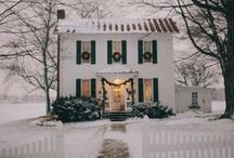 The lovely, vintage, colorful cottage of my dreams. / by Jessica Hocking