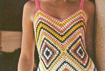 Crochet / by Corinne Fourcade