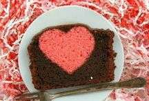 Valentines Day Ideas / Cute Valentine's day crafts, treats, recipes and cards.  / by Kristan Roland