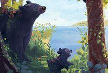 Children's Book Illustrators / by Jenni Brummett