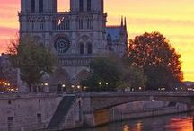 Places I've Been in France / by Jenni Brummett