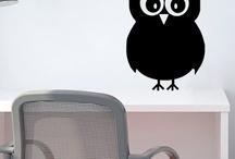 Owls! / Self explanatory...  / by Jennifer Ross