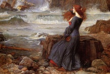 artist ~ John William Waterhouse / by natalia ~