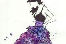 Purple Art / by Jenni Brummett
