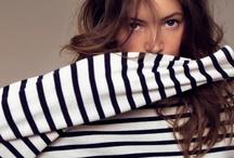 Fashion: Sailor Strips / fashion / by Maria Varni