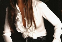Fashion: Perfect White Shirt / fashion / by Maria Varni