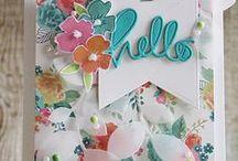 card ideas / by Lois Parmenter