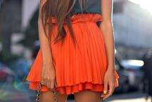 Fashion: Skirt / fashion / by Maria Varni