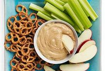Appetizers, Dips, and Snacks