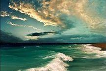 sand and sea. / by Cara Brook